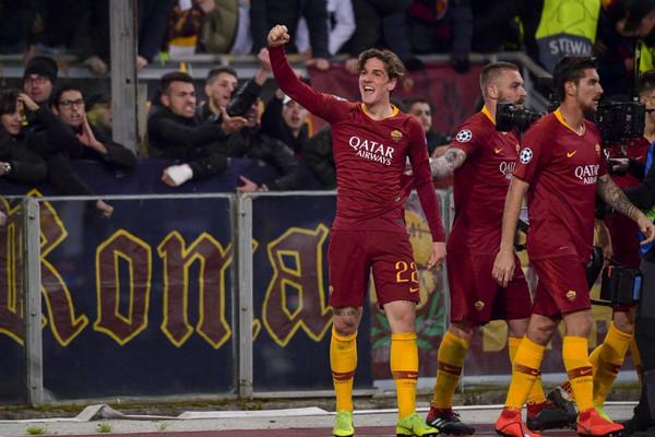 Рома Порту прогноз: Лига Чемпионов: Дубль Дзаньоло принёс победу Роме в матче
